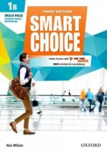 Wilson, Ken Smart Choice 1: Multi-Pack B with Online Practice and On The Move