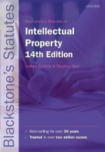 Blackstone`s Statutes on Intellectual Property