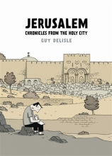 Delisle, Guy Jerusalem