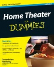 Briere, Danny Home Theater for Dummies