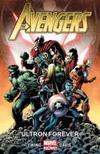 Ewing, Al The Avengers Ultron Forever