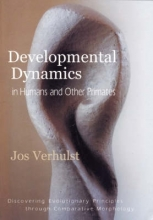 Jos Verhulst Developmental Dynamics in Humans and Other Primates