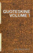 Crutchley, Lee Quoteskine Vol 1