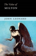 Leonard, John The Value of Milton