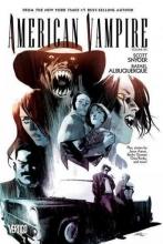Snyder, Scott American Vampire 6