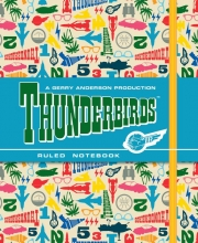 Thunderbirds Iconic Notebook