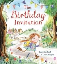 Rowland, Lucy Birthday Invitation