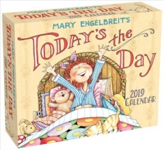 Engelbreit, Mary Mary Engelbreit`s Today`s the Day 2019 Calendar