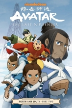 Gene Luen Yang,   Bryan Konietzko Avatar: The Last Airbender - North And South Part Two