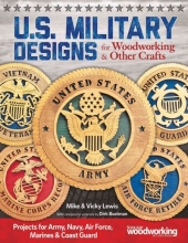 Fox Chapel Publishing U.S. Military Designs for Woodworking & Other Crafts