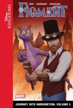 Zub, Jim Disney Kingdoms Figment 5