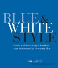 Abbott, Gail Blue & White Style