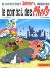 Goscinny, Rene Asterix Französische Ausgabe. Le combat des chefs. Sonderausgabe