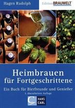 Rudolph, Hagen Heimbrauen für Fortgeschrittene