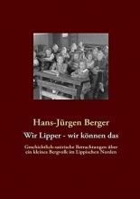 Berger, Hans-Jürgen Wir Lipper - wir k�nnen das