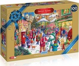 Gib-g2019 Secret santa - t. ryan - limited edition 2019 - puzzel - gibsons - 1000 - 68 x 4