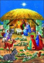 , Adventskalender kerstal