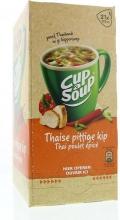 , Cup-a-soup Thai spicy kippensoep 21 zakjes