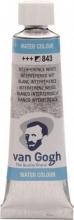 , Talens van gogh aquarelverf tube 10 ml interference wit 843