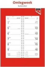 , Weekomlegkalender 2021 Quantore