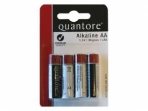 , Batterij Quantore AA alkaline