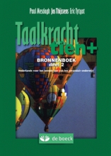 Taalkracht Tien+ 2 - Bronnenboek