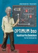 Optimum - Kantoortechnieken Bso 4 - Leerwerkboek