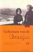 J.G. Kikkert , Geheimen van de Oranjes IV