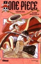 Oda,E. One Piece 03