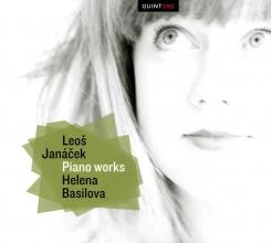 , Janacek piano works Helena Basilova - piano