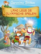 Stilton, Geronimo Lang leve de Olympische Spelen!