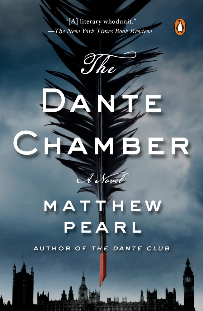 Matthew Pearl,The Dante Chamber