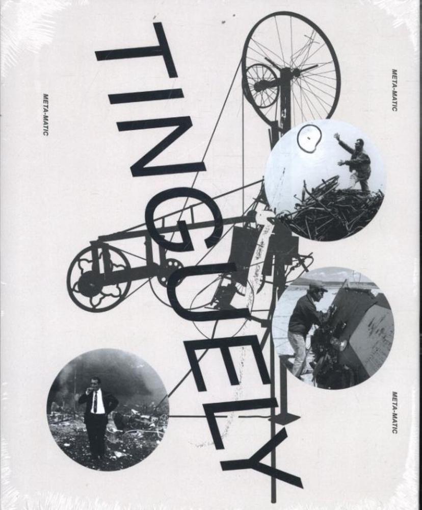 ,Jean Tinguely. Multiple Words. Retrospective