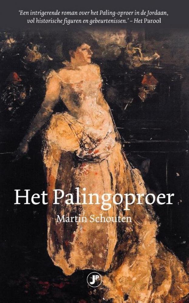 Martin Schouten,Het Palingoproer