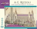 Aa874 , A. g. rizzoli - the kathedral puzzel 1000