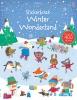 ,<b>Stickerboek Winter Wonderland</b>