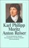 Moritz, Karl Philipp, Anton Reiser