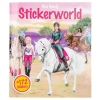 ,<b>Miss melody kleur- en stickerb oek</b>