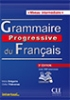 <b>M.  Gr&eacute;goire,  O.  Thi&eacute;venaz</b>,Grammaire progressive du Francais  / niveau intermediaire  / deel Livre