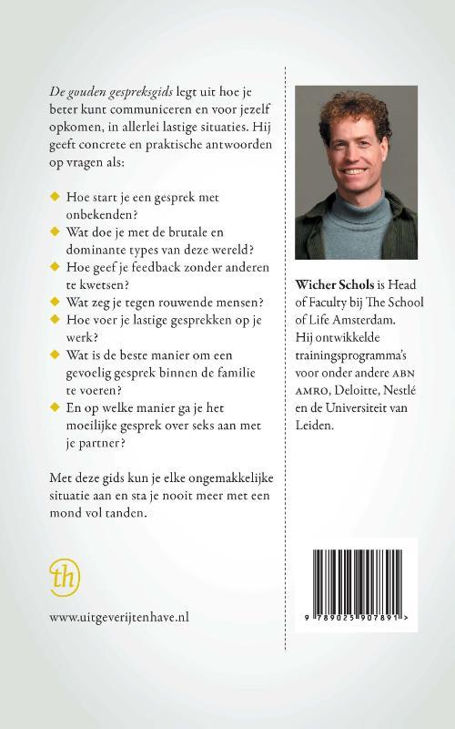 Wicher Schols,De Gouden gespreksgids