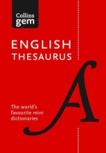 Collins Dictionaries Collins English Thesaurus Gem Edition