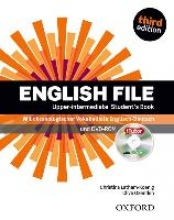 Oxenden, Clive English File. Upper Intermediate Student`s Book & iTutor DVD-ROM Pack (DE/AT/CH)