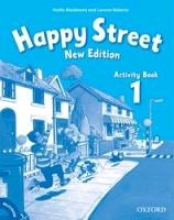Roberts, Lorena Happy Street 1. Activity Book
