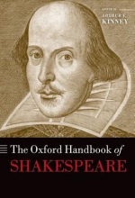 Kinney, Arthur F Oxford Handbook of Shakespeare
