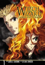 Patterson, James Witch & Wizard 1