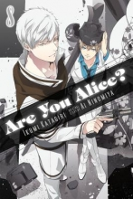Katagiri, Ikumi Are You Alice? 8