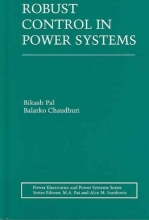 Pal, Bikash Robust Control in Power Systems
