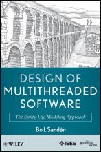 Sanden, Bo I. Design of Multithreaded Software