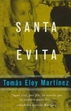 Martinez, Tomas Eloy Santa Evita