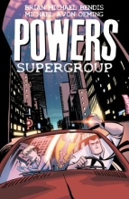 Bendis, Brian Michael,   Oeming, Michael Avon Powers 4
